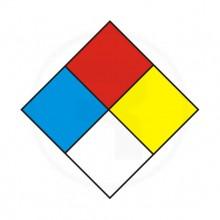 Calco - Etiqueta P/ Embalajes Nfpa 100X