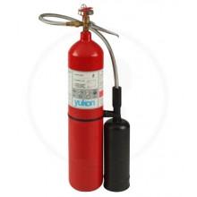 Extintor  de Gas Carbonico