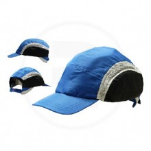 Gorra Azul Libus Con Casquete