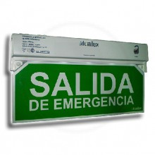 Luz Salida De Emerg 9905-L(Salida De Eme