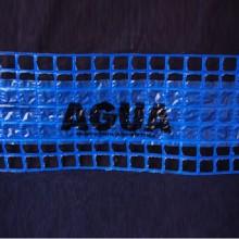 Malla de advertencia económica detectable de 30cm x100Mts