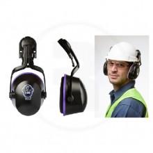 Protector Auditivo de copa L-360 Para Casco Con Adaptador
