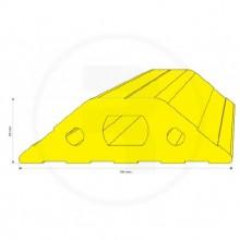 Reductor De Velocidad 180X55 Mm 0097 X M