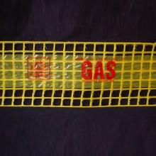 Malla de advertencia económica de 30cm x100Mts