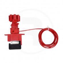 Bloqueo de válvula universal (C/cable)
