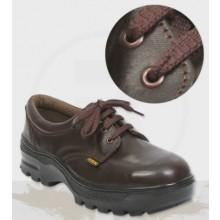 Zapato Prusiano 8222 Con Puntera y Suela de Goma